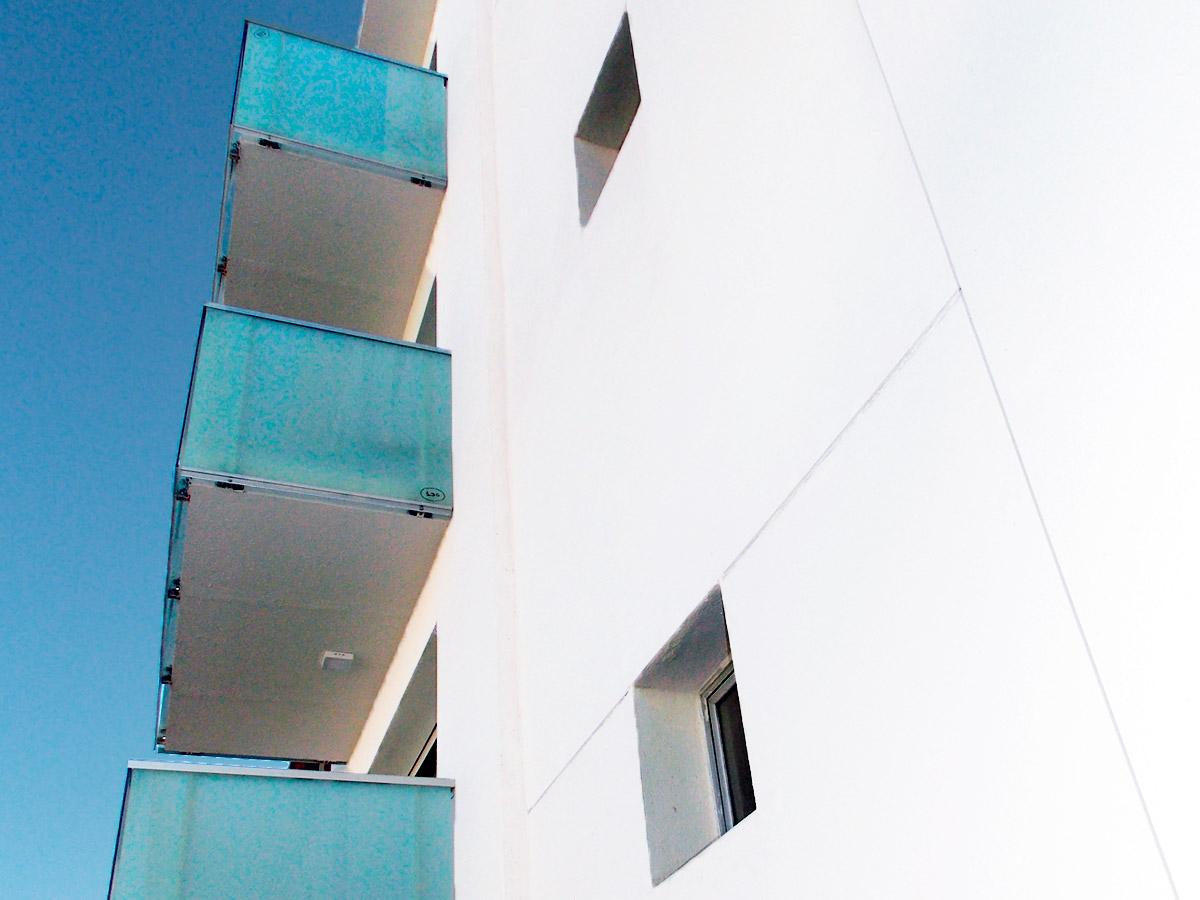 Edificio Agras Balcones